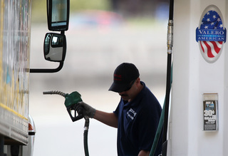 Gas prices spike again; supply to blame