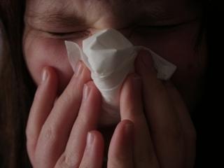Clinics seeing seasonal spike in cold, flu cases