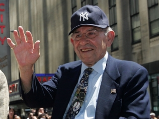 Muere la leyenda de los Yankees Yogi Berra