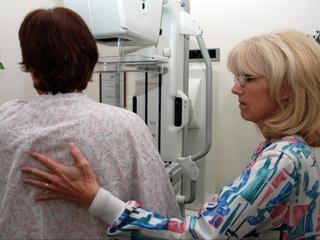 Mammogram still top breast cancer screening tool