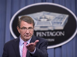 Pentagon will let trans people to serve openly