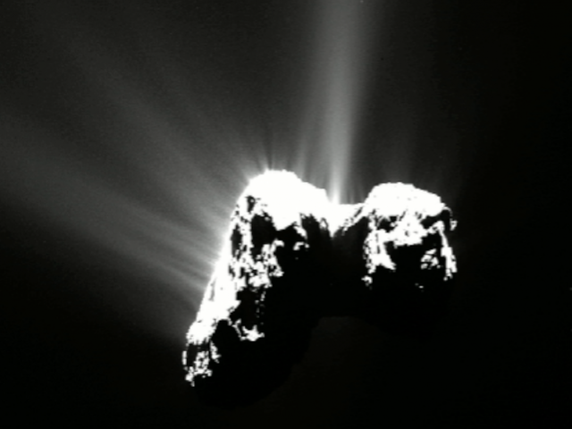 Why Comet Oxygen is Bad for the Search for Aliens