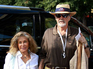 Sean Connery's wife to stand trial over fraud...