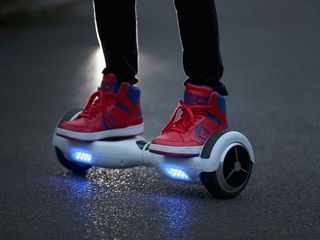 Hoverboard accident sends local girl to hospital