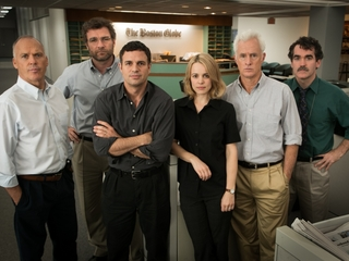 Vatican sex-abuse commission screens 'Spotlight'