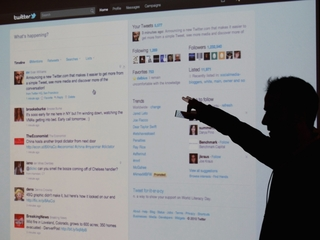 Twitter might change how its feed works