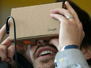 Google is reportedly making a new VR headset