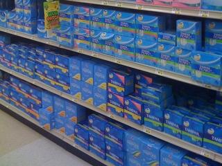Legislator aims to get rid of tampon tax