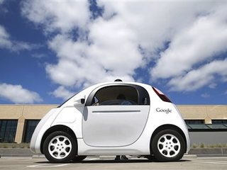 Gov't to consider Google computer to be driver