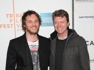David Bowie's son announces baby news