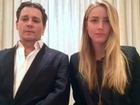 Johnny Depp accused by wife of beating her