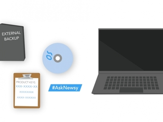 How to get a computer ready to sell, give away