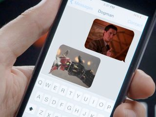 Giphy made a keyboard app for GIFs