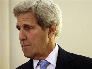 John Kerry condemns hospital attack in Aleppo