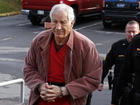 Convicted child molester Sandusky gets hearing