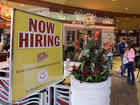 Applications for US jobless aid remain near lows