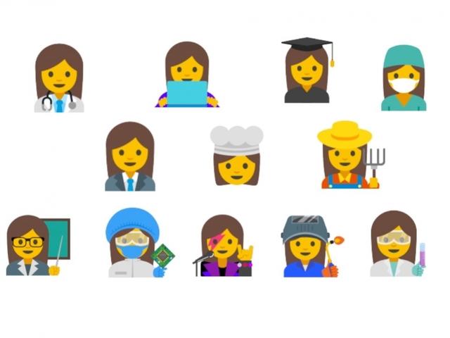 Google wants more career emojis for women - wptv.com