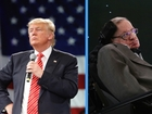 Stephen Hawking calls Donald Trump a demagogue