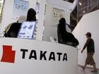 Air bag maker Takata bankruptcy expected Monday