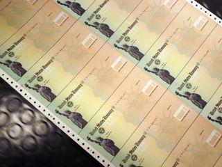 Social Security faces long-term budget problems