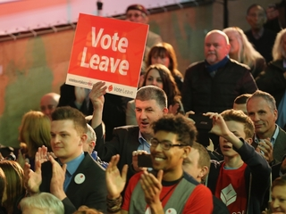 Britain votes to leave EU; Global markets rocked