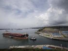 Panama Canal opens new locks