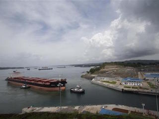 Panama Canal opens new locks