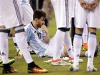 Lionel Messi quitting Argentina national team