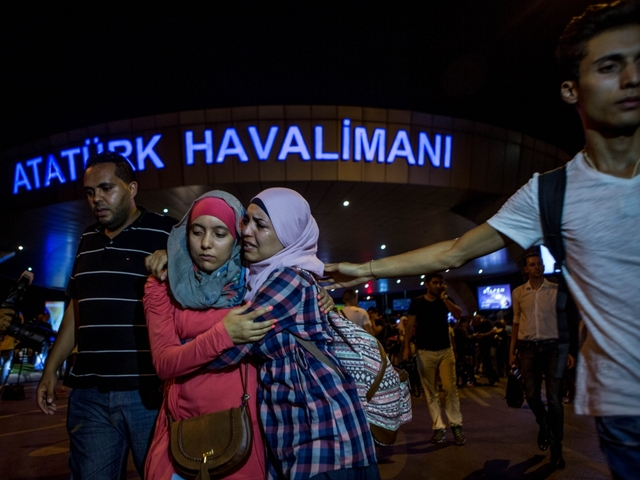 'Like Hell': Istanbul Airport Attack Witnesses Describe Bloody Scene