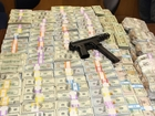 $24M seized in home of accused drug trafficker