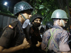 Attackers take hostages at Bangladesh restaurant