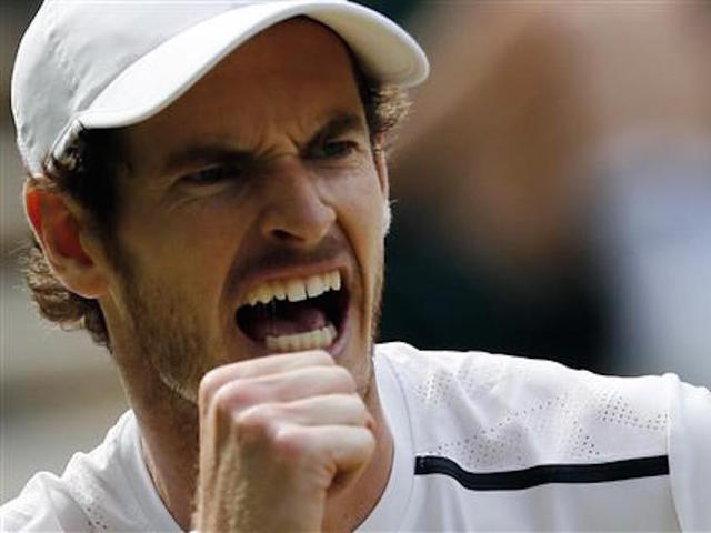 Brilliant Andy Murray claims second Wimbledon title