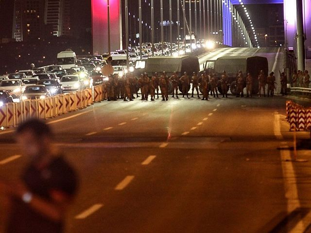 Turkey's Military Is Attempting To Overthrow The Government
