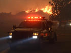 SoCal wildfire claims 18 homes