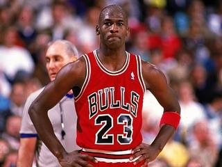 Michael Jordan breaks his silence