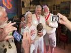 Bizarre: Hemingway wins look-alike contest