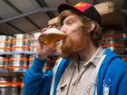 Dream job: $64K to drink beer