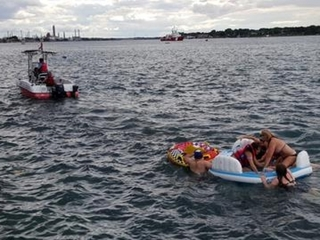 Americans on float trip end up in Canada