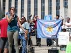 Anti-pipeline activists take fight to Washington