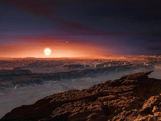 Scientists find Earth-like planet