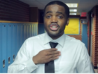 Teacher uses creative rap video for class intro
