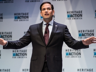 Marco Rubio wins Florida GOP Senate primary