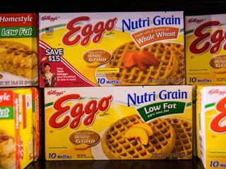 Kellogg recalls Eggo waffles due to listeria