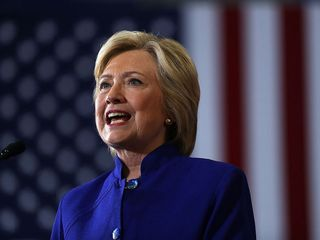 Clinton gets another medical diagnosis from afar