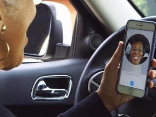 Uber asks its drivers to take selfies