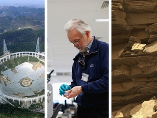 Top 3 stories about searching for alien life