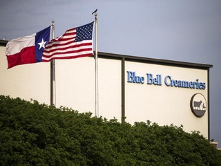 Suspect cookie dough prompts Blue Bell recall