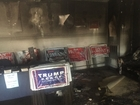 Orange County, N.C., GOP headquarters firebombed