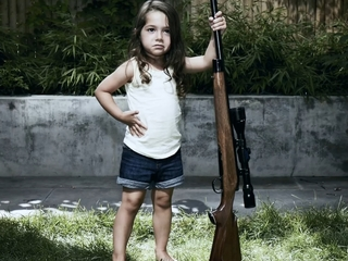 Gun control PSA says 'toddlers kill people'