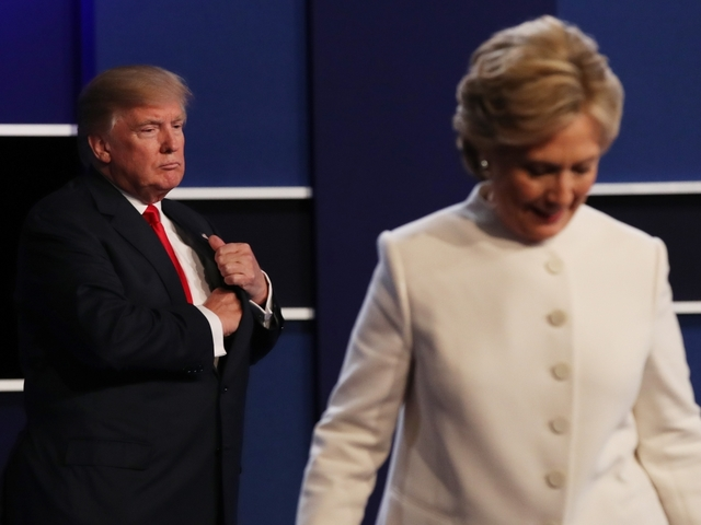 Presidential debate: Trump won't say if he will accept loss in election